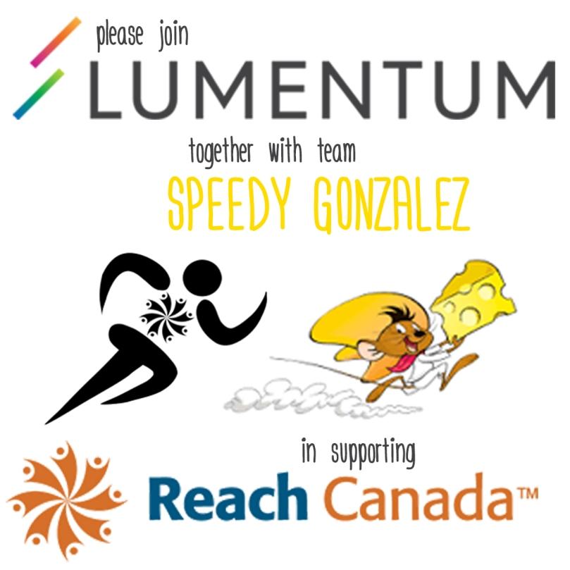 speedy gonzalez supporting reach